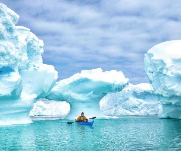 Antarctica ski adventure