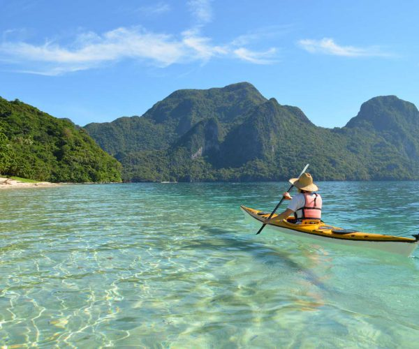 Palawan Kayaking Adventure