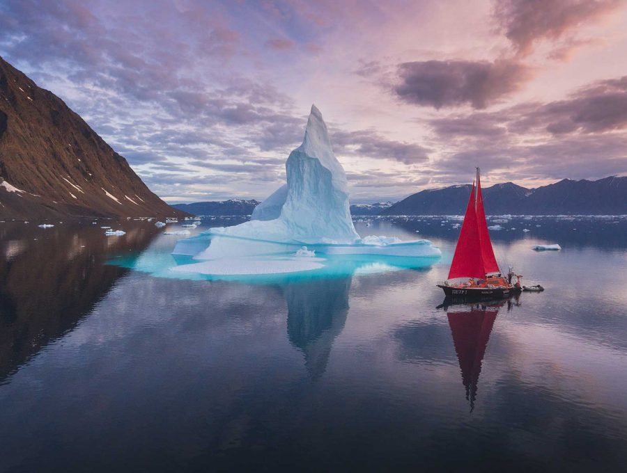 Baffin Kayak and Sail