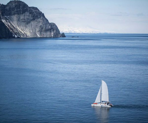 Kamchatka Ski and Sailing Expedition