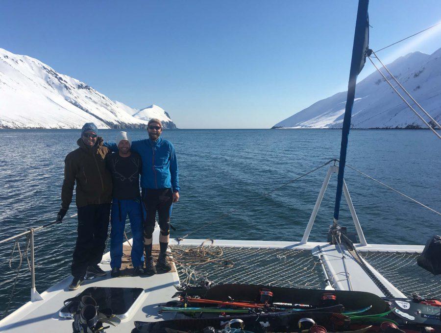 Kamchatka Ski and Sailing Expedition