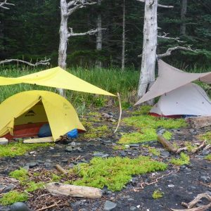 Kenai Peninsula Camping Accommodation