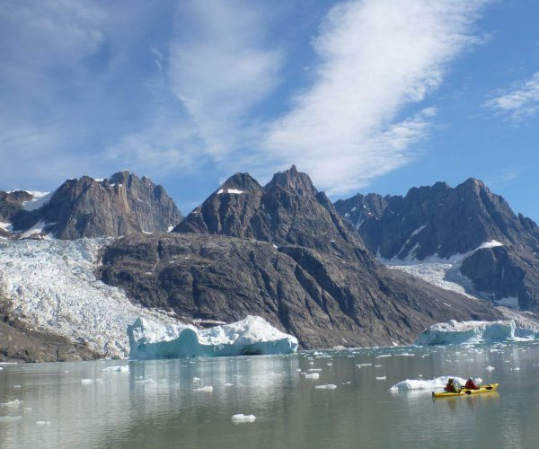 Greenland Kayaking Adventure