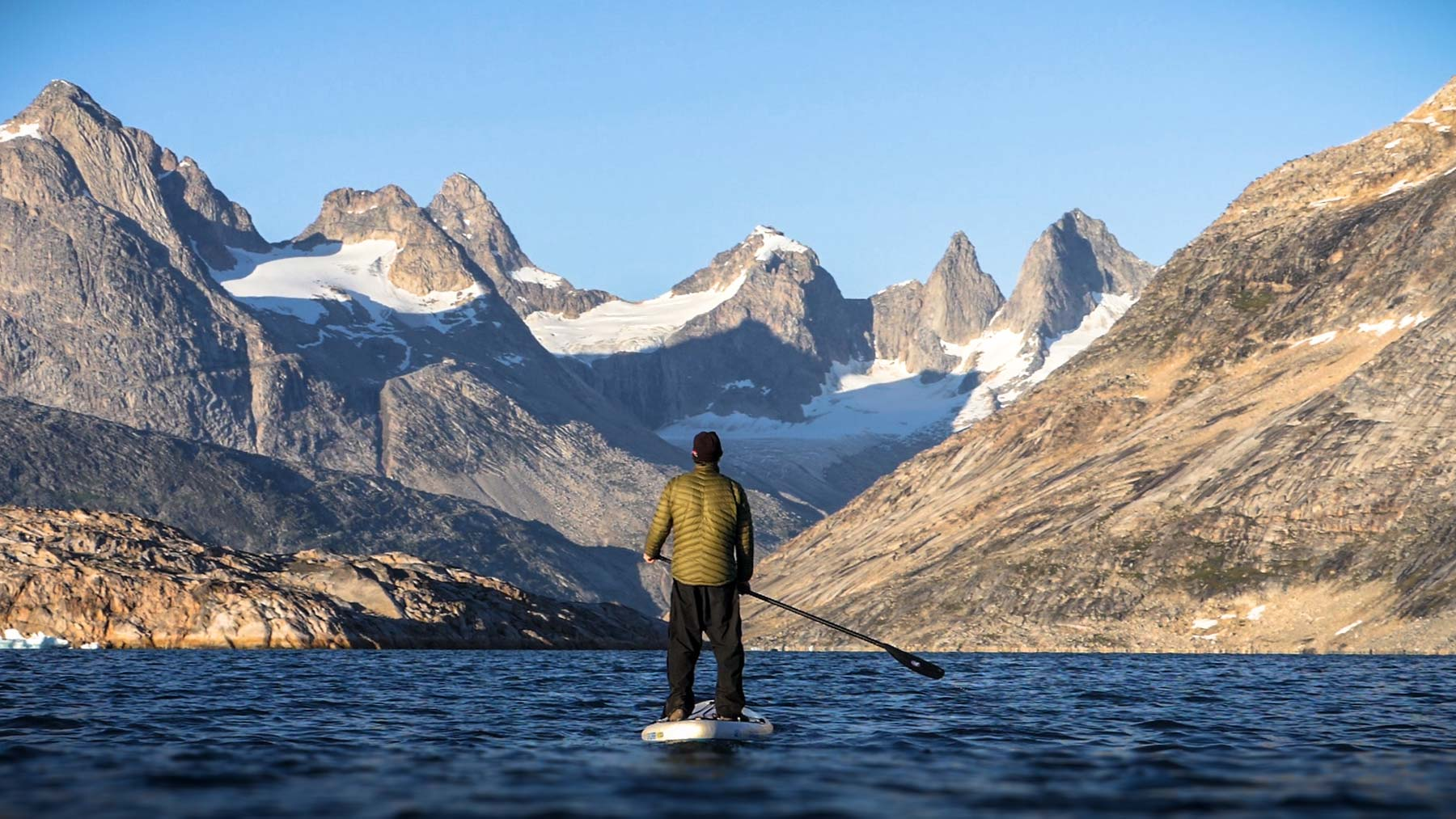 Iceland And Greenland Hiking And Kayak Expedition