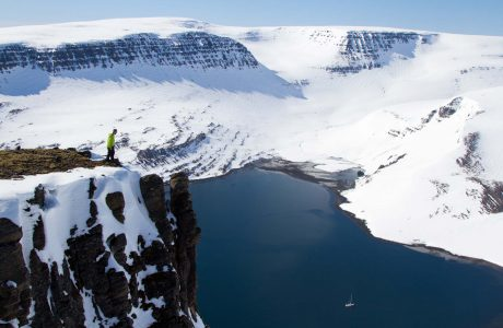 Iceland Ski and Sailboat Expedition