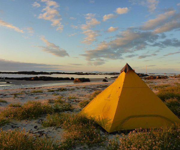 Lofoten Islands Kayak BnB Experience