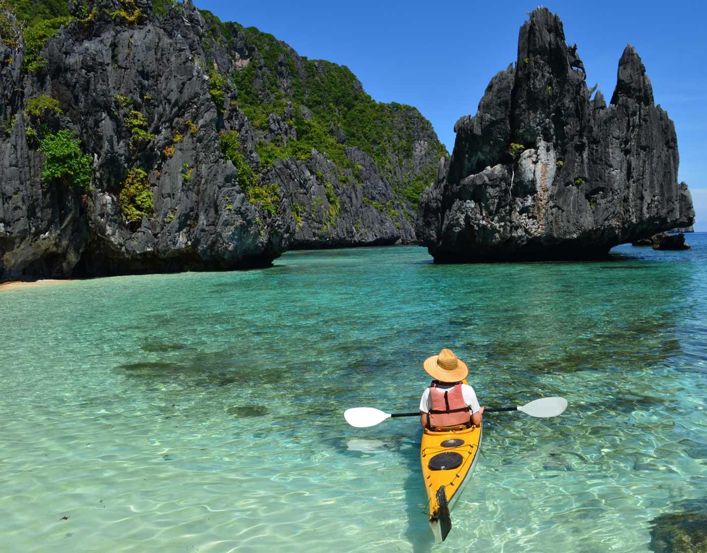 Palawan Kayaking Adventure