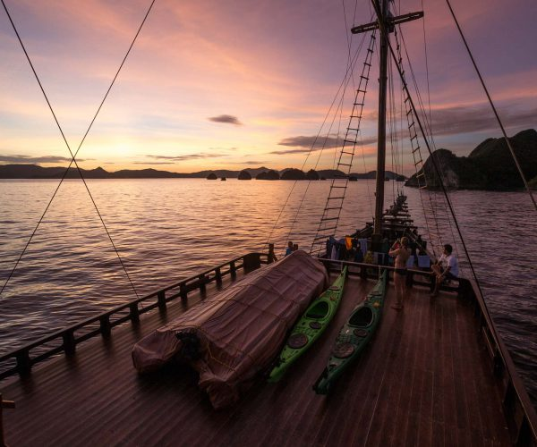 Kayak Tours, Raja Ampat, Kayak Vacations