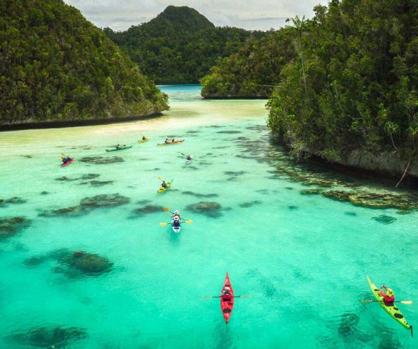 Raja Ampat Liveaboard Experience with Expedition Engineering