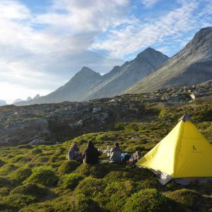 Camping based trips with Expedition Engineering