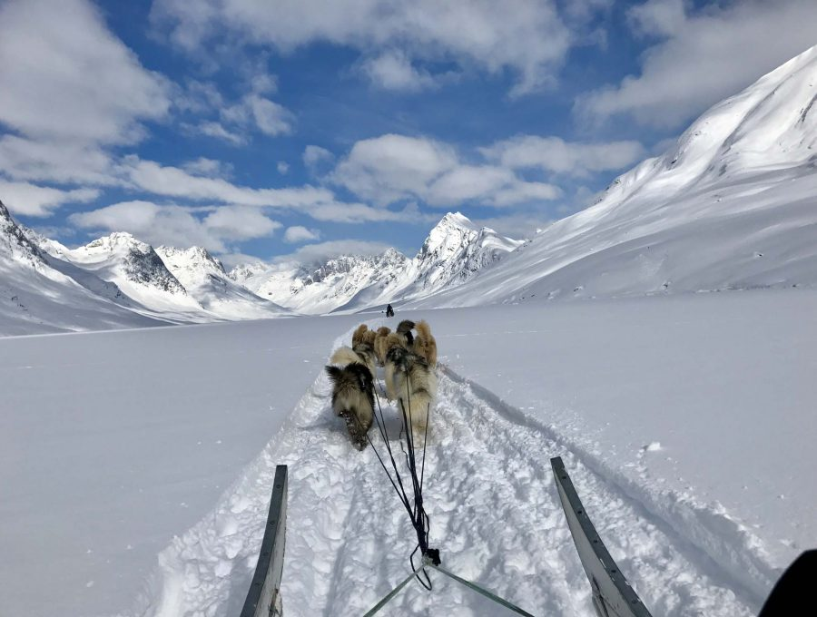 East Greenland Ski Tour Expedition