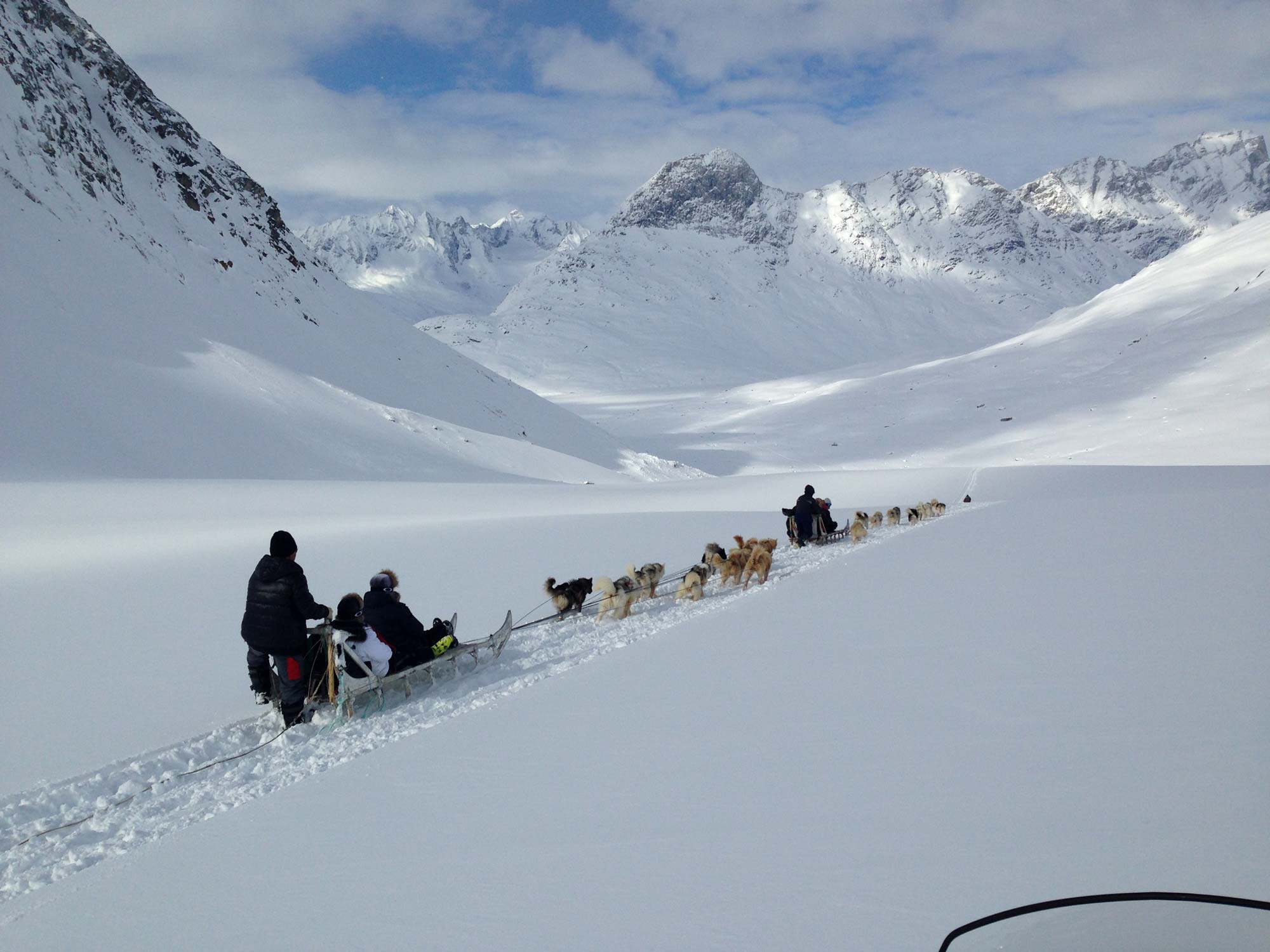 East Greenland Ski and Kayak Adventure