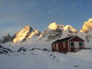 East Greenland Ski and Kayak Adventure