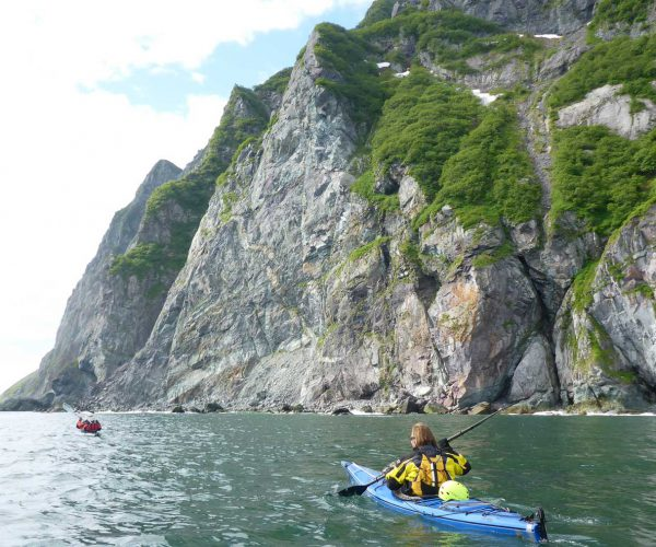 Kamchatka Sea Kayak Expedition