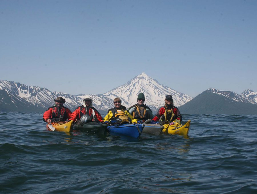 Kamchatka Sea Kayak Expedition