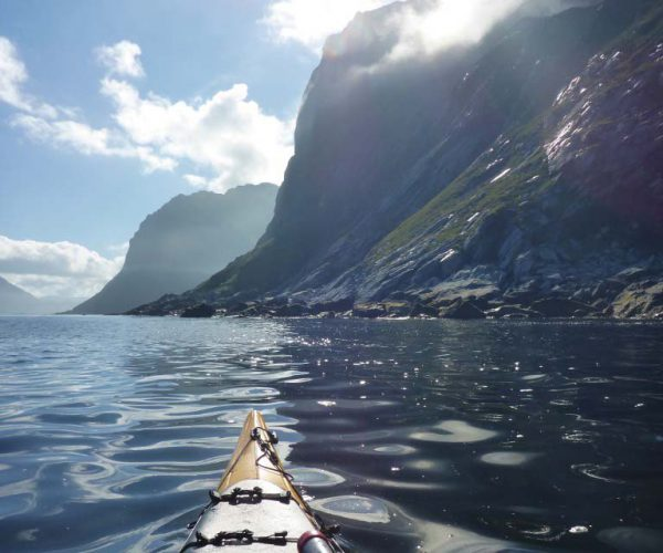 Norway Lofoten Islands Kayak Expedition