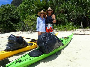 Recycling in Raja Ampat, Misool Foundation