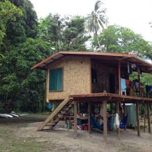 Bougainville Surf Trip Accommodation