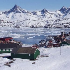 Heli Ski Greenland