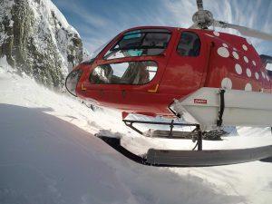East Greenland Heli Ski Trip