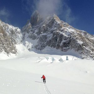 East Greenland Ski Expedtion