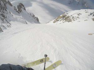 East Greenland Heli Ski Expedition