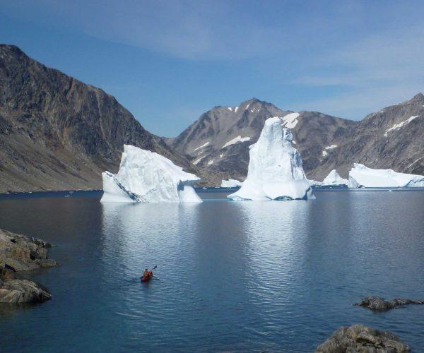 East Greenland Kayak Camping
