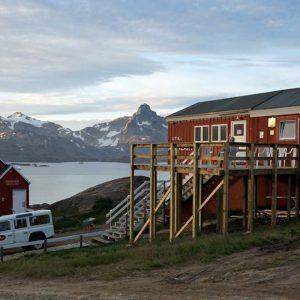 Expedition Engineering Heli Ski Hut