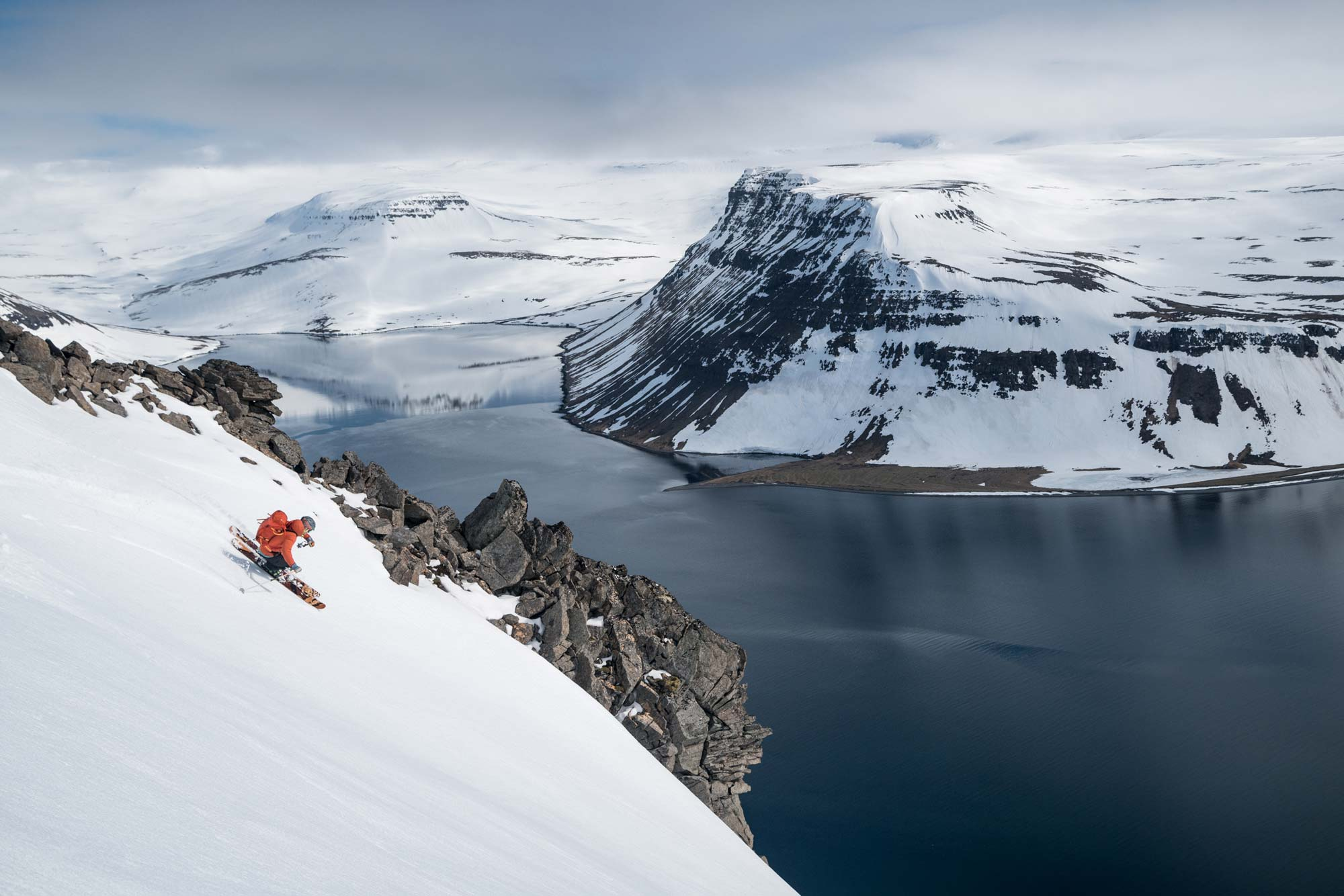 Iceland Ski And Sailboat Expedition Expedition Engineering