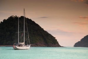 Sailing Mergui
