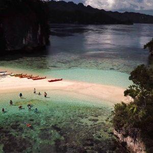 Myanmar kayak adventure