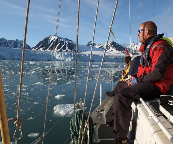 Svalbard ski adventure