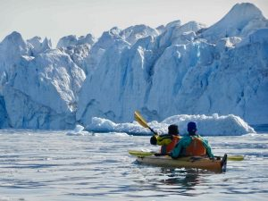 Disko Bay Kayaking