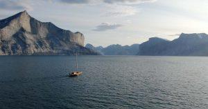 Baffin Island Kayaking