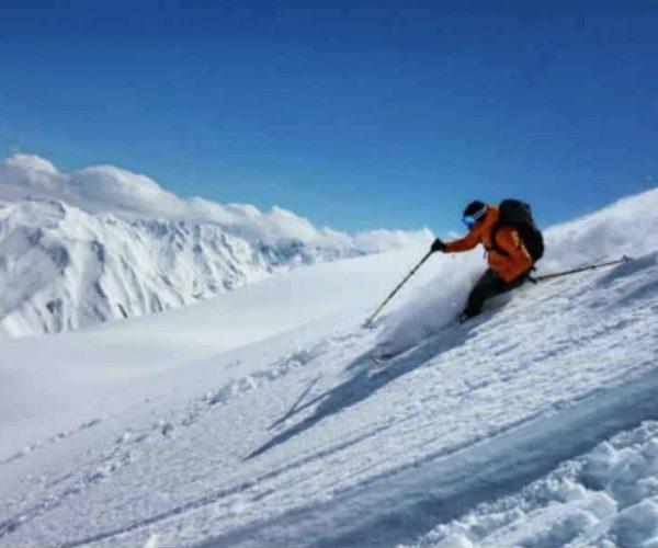 Georgia heli Ski